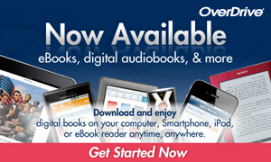 Ebooks & Audiobooks at OverDrive
